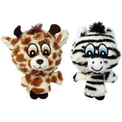 PET ENVY Knobby Noggins - Safari 4 (3)  Toys