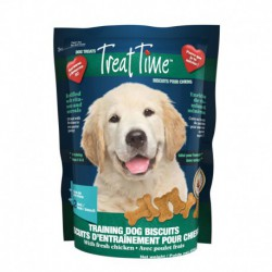 TREAT TIME Mini biscuit pour chien 1 lb