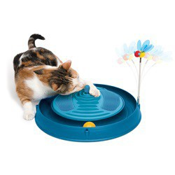 CA Play - Massager, Bee, and Ball-Blue