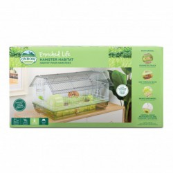 OXBOW RONGEUR HABITAT POUR HAMSTERS 24,5  X13,62  X12,52