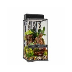 Terrarium en verre EX T, mini, très haut, 30 x 30 x 60 cm (1